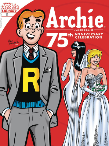 Archie 75th Anniversary Digest #11