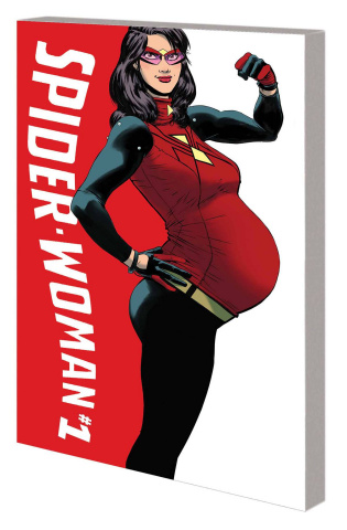 Spider-Woman Vol. 1: Shifting Gears