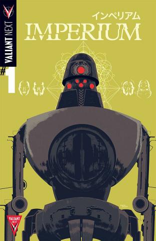 Imperium #1 (Allen Cover)