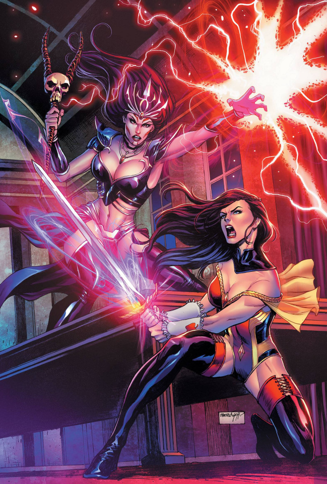 Grimm Fairy Tales #51 (Goh Cover)