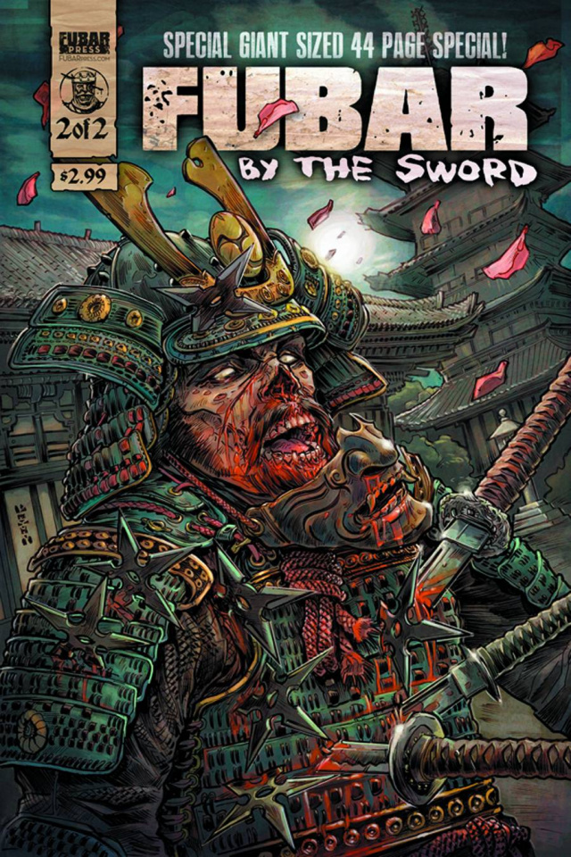 Fubar: By the Sword #2