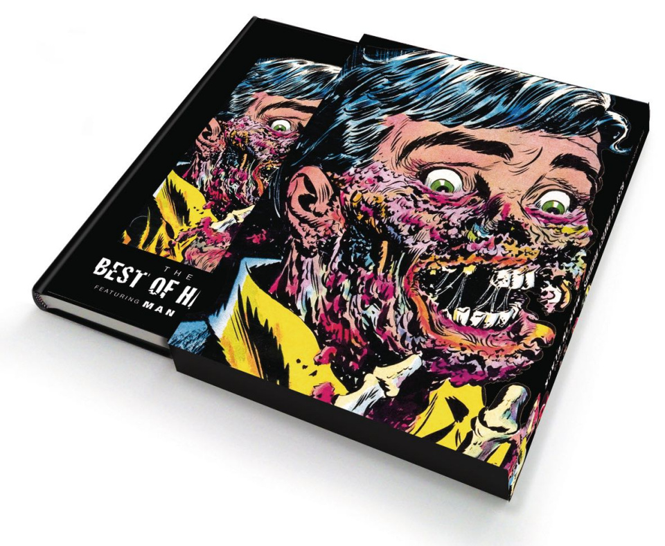 The Absolute Best of Harvey Horrors (Slipcase Edition)