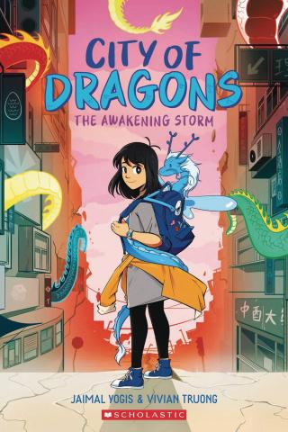 City of Dragons Vol. 1: The Awakening Storm