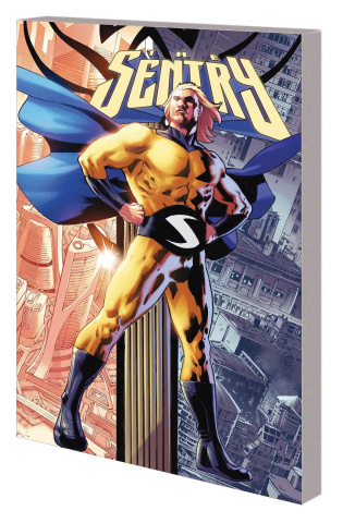 The Sentry Vol. 1: Man of Two Worlds