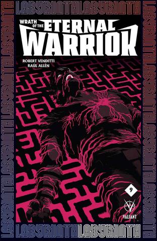 Wrath of the Eternal Warrior #9 (Allen Cover)