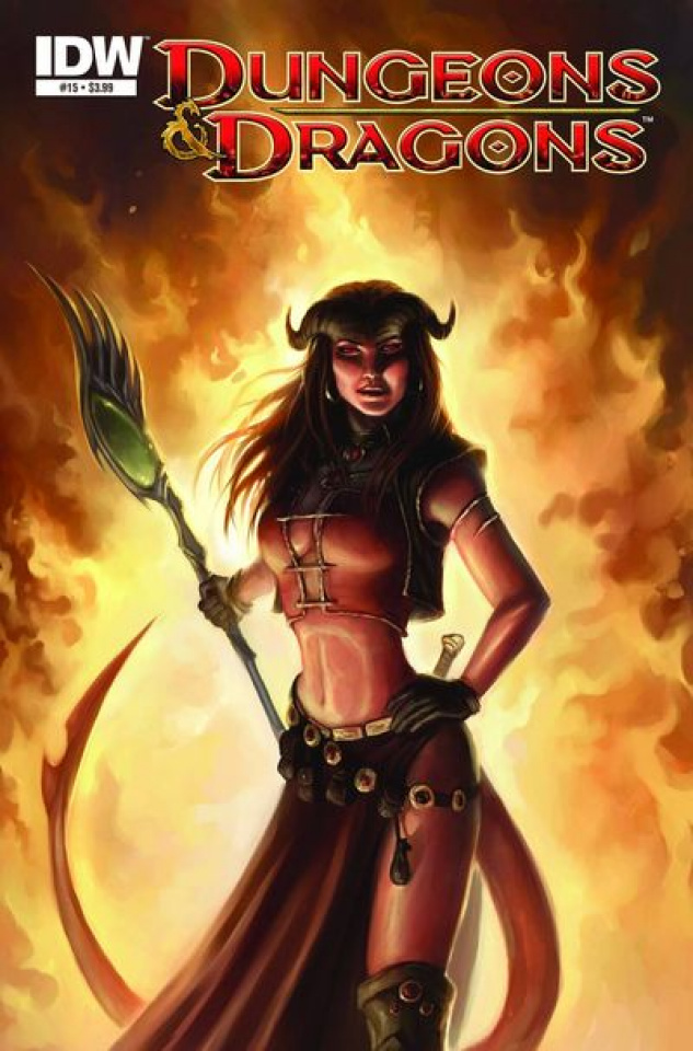 Dungeons & Dragons #15