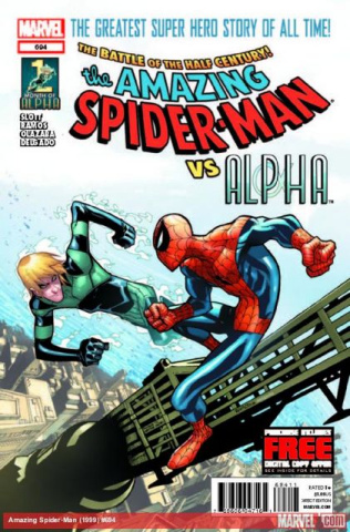 The Amazing Spider-Man #694