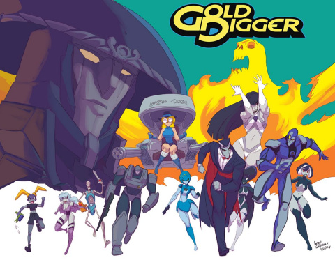 Gold Digger #238
