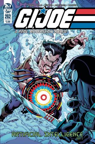 G.I. Joe: A Real American Hero #262 (Royle Cover)