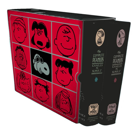 The Complete Peanuts Box Set: 1967-1970