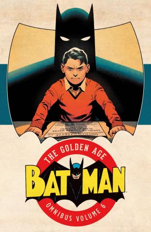 Batman: The Golden Age Vol. 6 (Omnibus)
