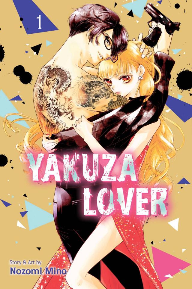 Yakuza Lover Vol. 1