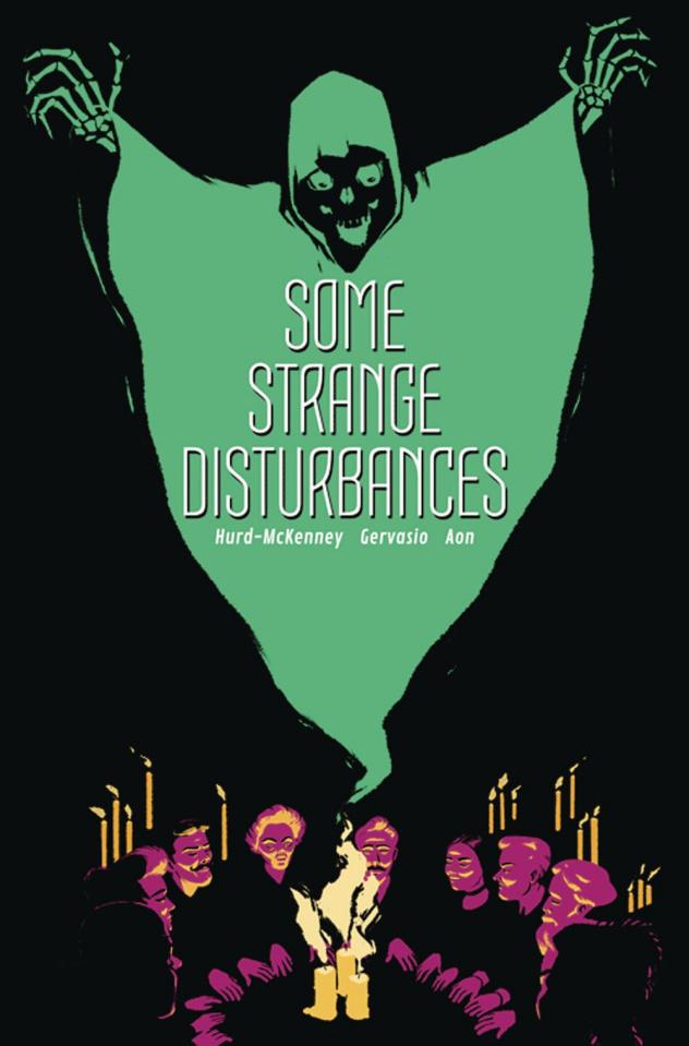 Some Strange Disturbances