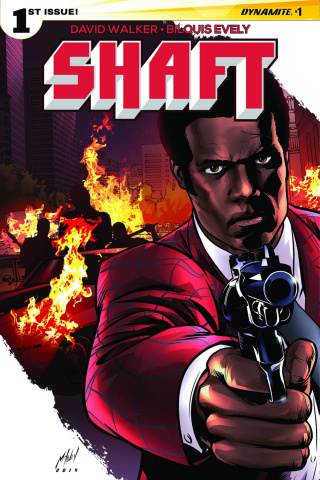 Shaft #1 (Haley Cover)