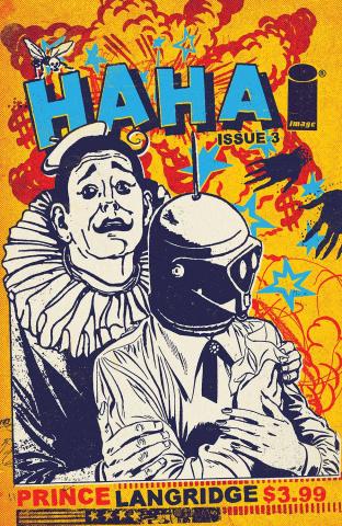Haha #3 (Rentler Cover)