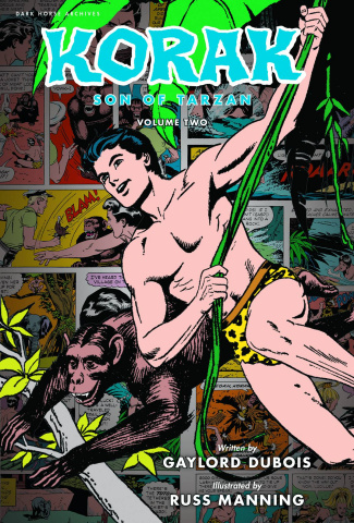 Korak: Son of Tarzan Archives Vol. 2