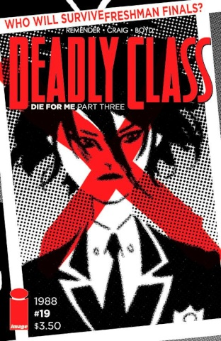 Deadly Class #19 (Cover B)