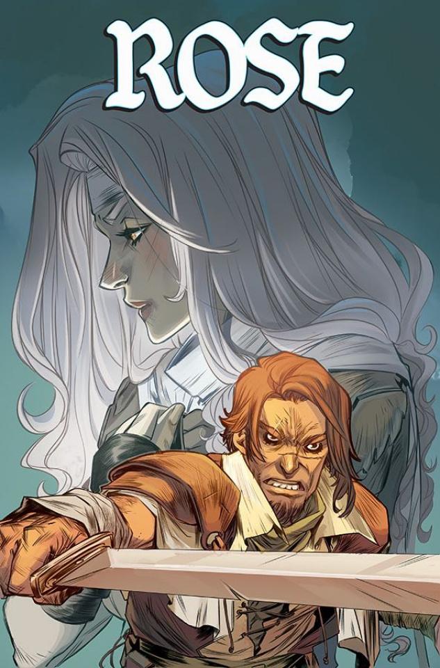 Rose #15 (Guara Cover)