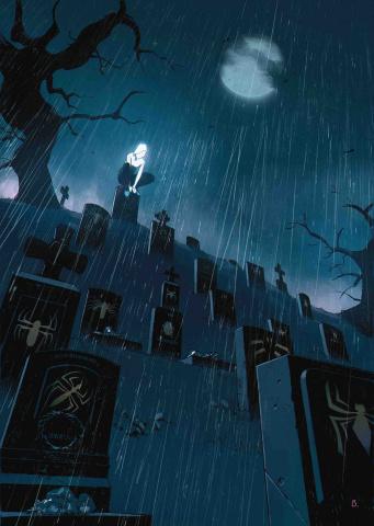 Spider-Gwen: Ghost Spider #4