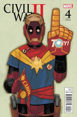 Civil War II #4 (Noto Character Cover)