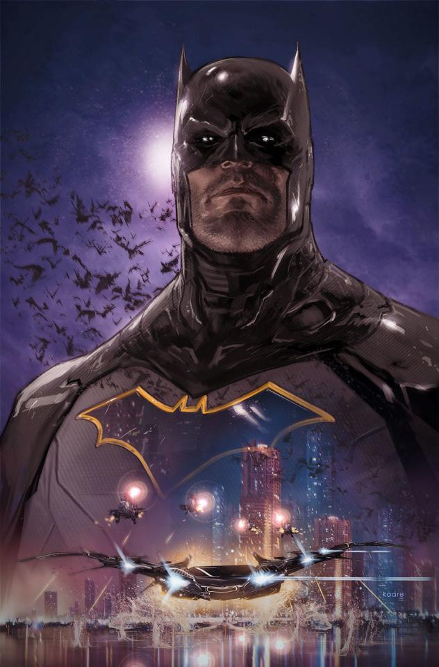 Batman #53 (Variant Cover)