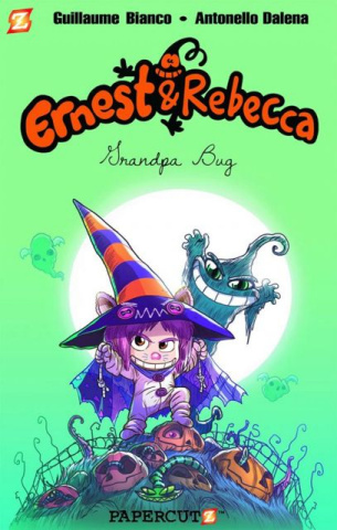 Ernest & Rebecca Mini Comic Bundle 2012