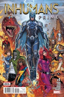 Inhumans: Prime #1
