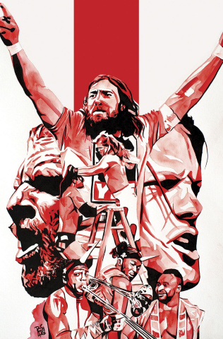 WWE WrestleMania 2017 Special #1