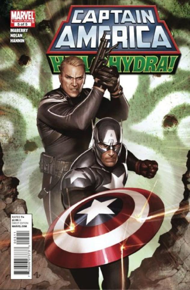 Captain America: Hail Hydra! #5