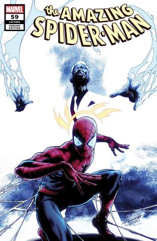 The Amazing Spider-Man #59 (Ferreira Cover)