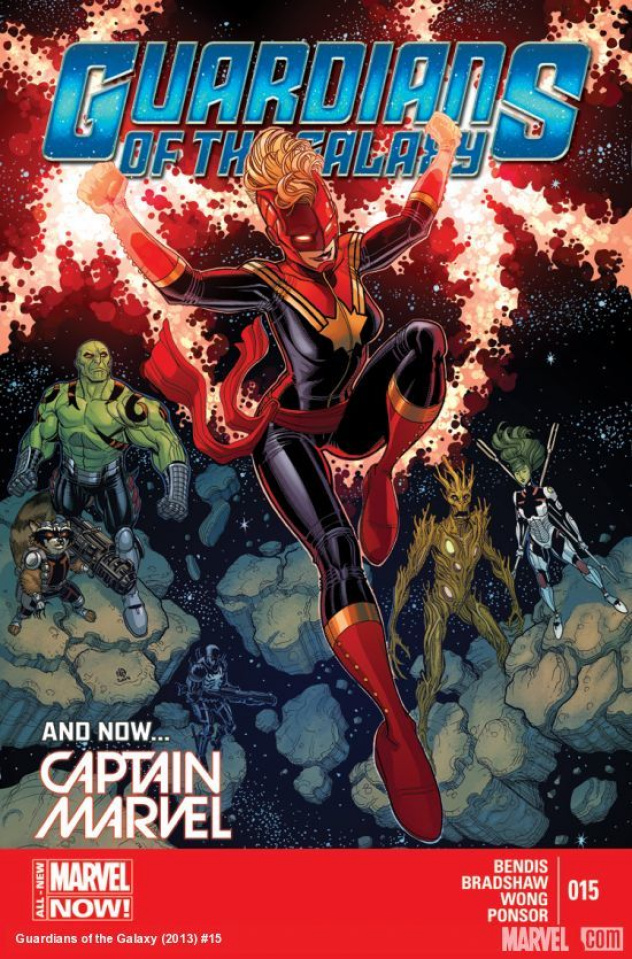 Guardians of the Galaxy #15