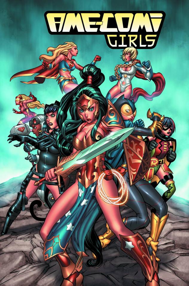 Ame Comi Girls Vol. 2: The Rise of Brainiac
