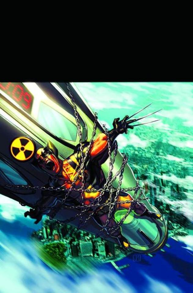 Fear Itself: Wolverine #3