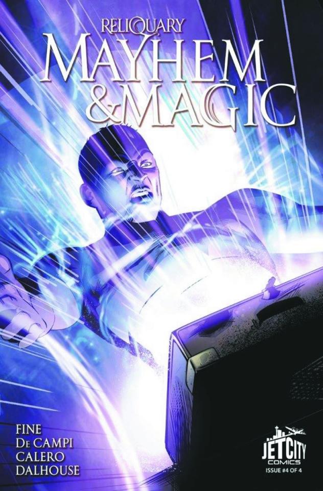 Mayhem & Magic #4
