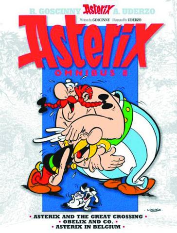 Asterix Omnibus Vol. 8