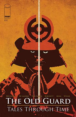 The Old Guard: Tales Through Time #2 (De Landro Cover)