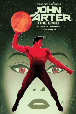 John Carter: The End #3 (Doe Cover)