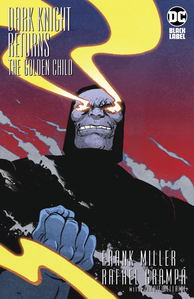 The Dark Knight Returns: The Golden Child #1 (1:10 Variant Edition)