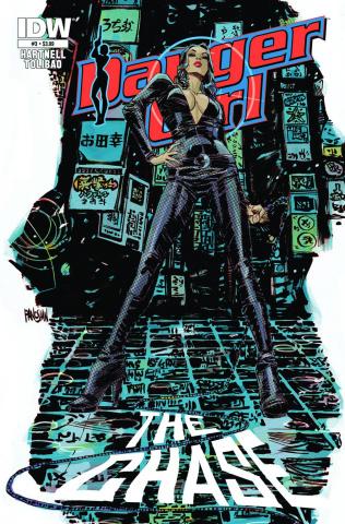 Danger Girl: The Chase #3