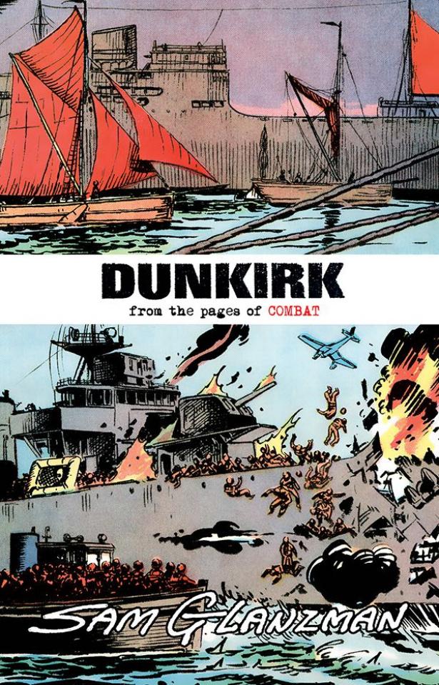 Dunkirk (Glanzman 2nd Printing)
