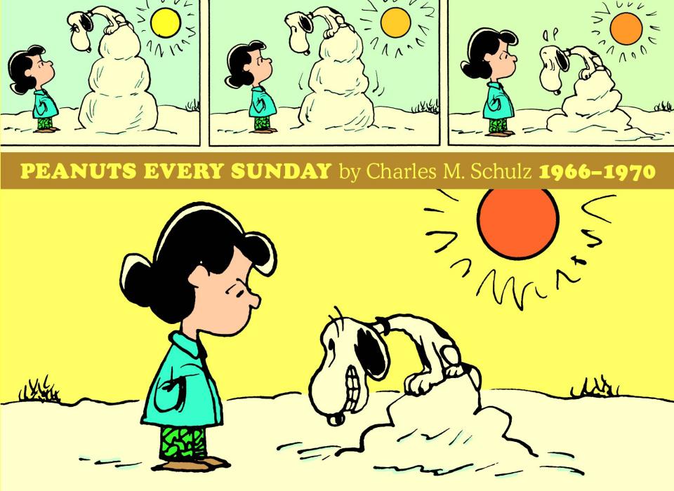 Peanuts Every Sunday Vol. 4: 1966-1970