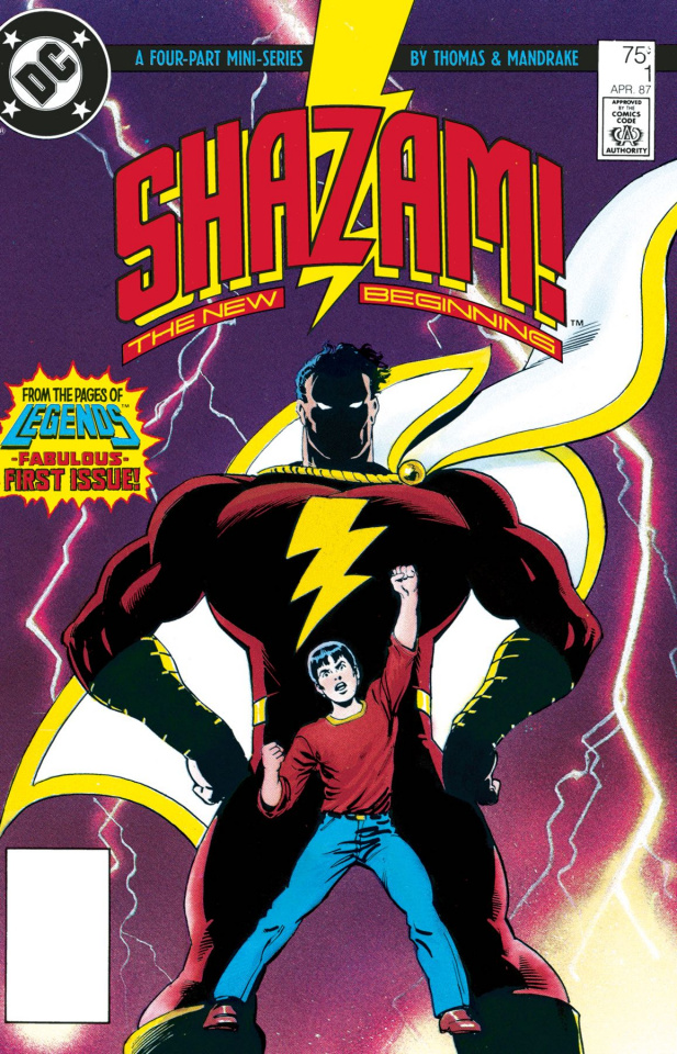 Shazam: The New Beginning (30th Anniversary Edition)