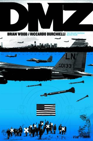 DMZ Book 4 (Deluxe Edition)