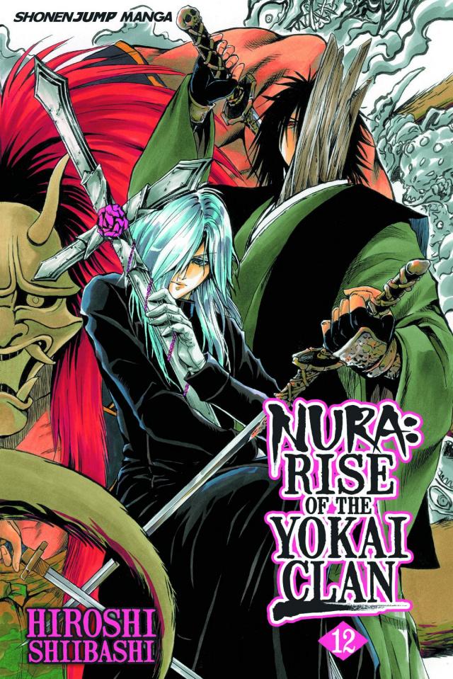 Nura: Rise of the Yokai Clan Vol. 12