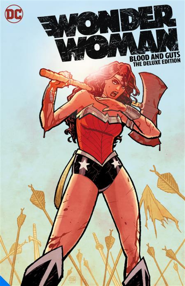 Wonder Woman: Blood and Guts (The Deluxe Edition)