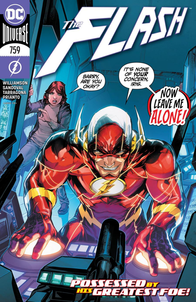 The Flash #759 (Howard Porter Cover)
