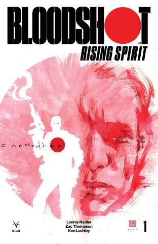 Bloodshot: Rising Spirit #1 (Mack Cover)