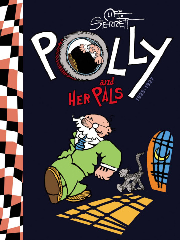 Polly and Her Pals: The Complete Sunday Comics Vol. 1: 1925-1927