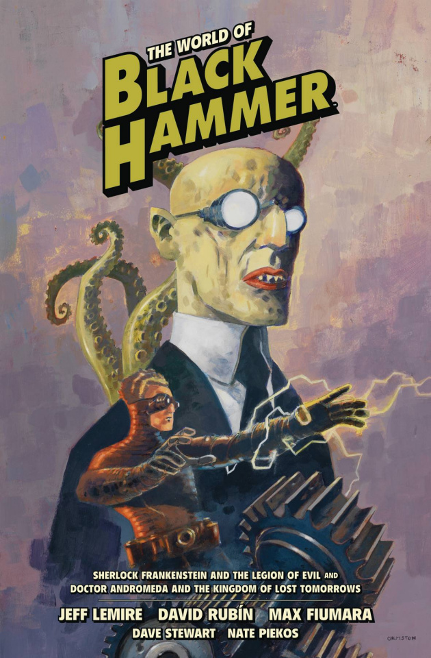 the World of Black Hammer Vol. 1 (Library Edition)