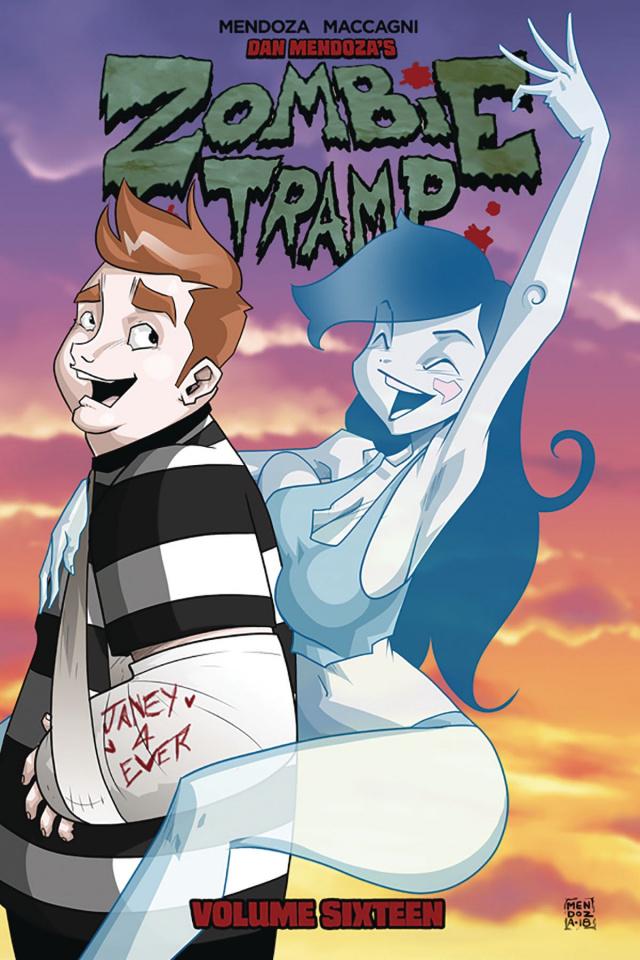 Zombie Tramp Vol. 16: Dead Love